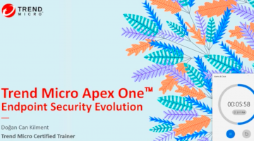 trend Micro Apex One